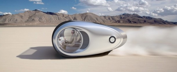 Car of the future: The Ecco Nau