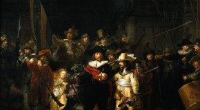 Rembrandt's The Night Watch – A Cultured Flash Mob
