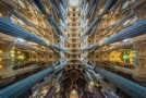 Amazing Perspectives of The Sagrada Familia, Barcelona